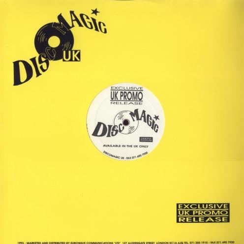 DMX 015 SL 1st Press 2A 1024