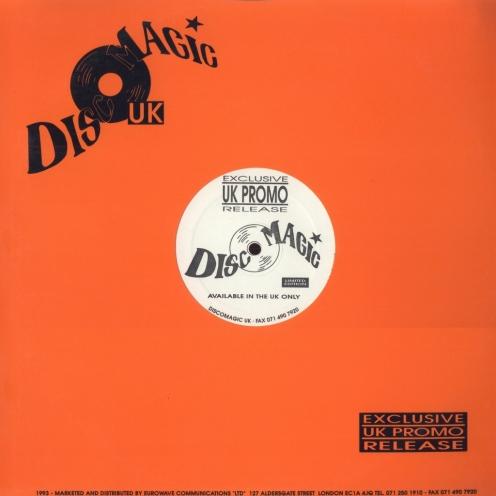 DMX 016 SL 1st Press BL-SL 1024