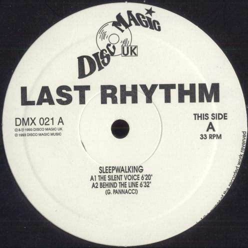 DMX 021 LB 1st Press AT-SL 1024