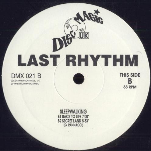 DMX 021 LB 1st Press BT-SL 1024
